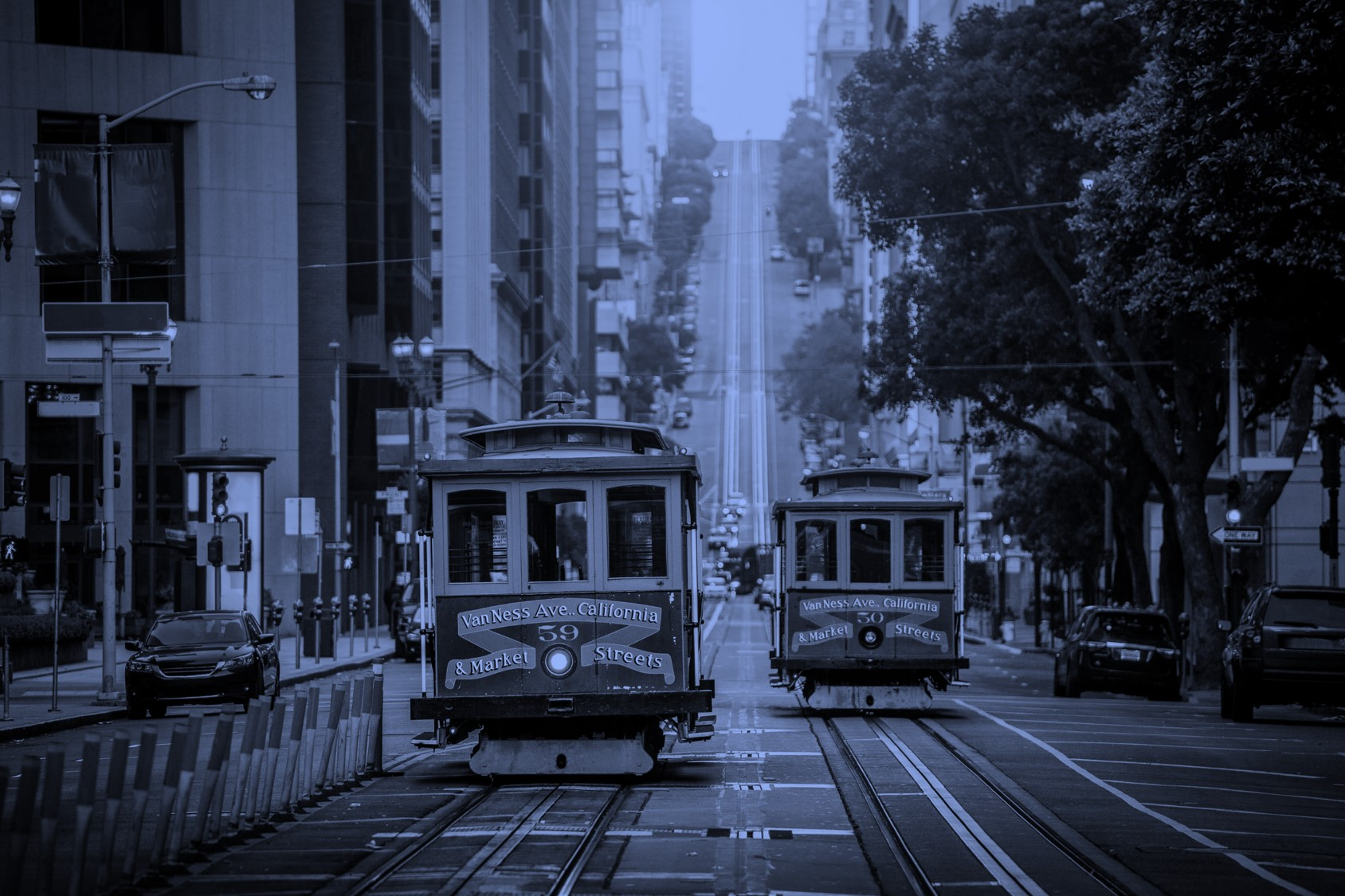 SF Cablecars