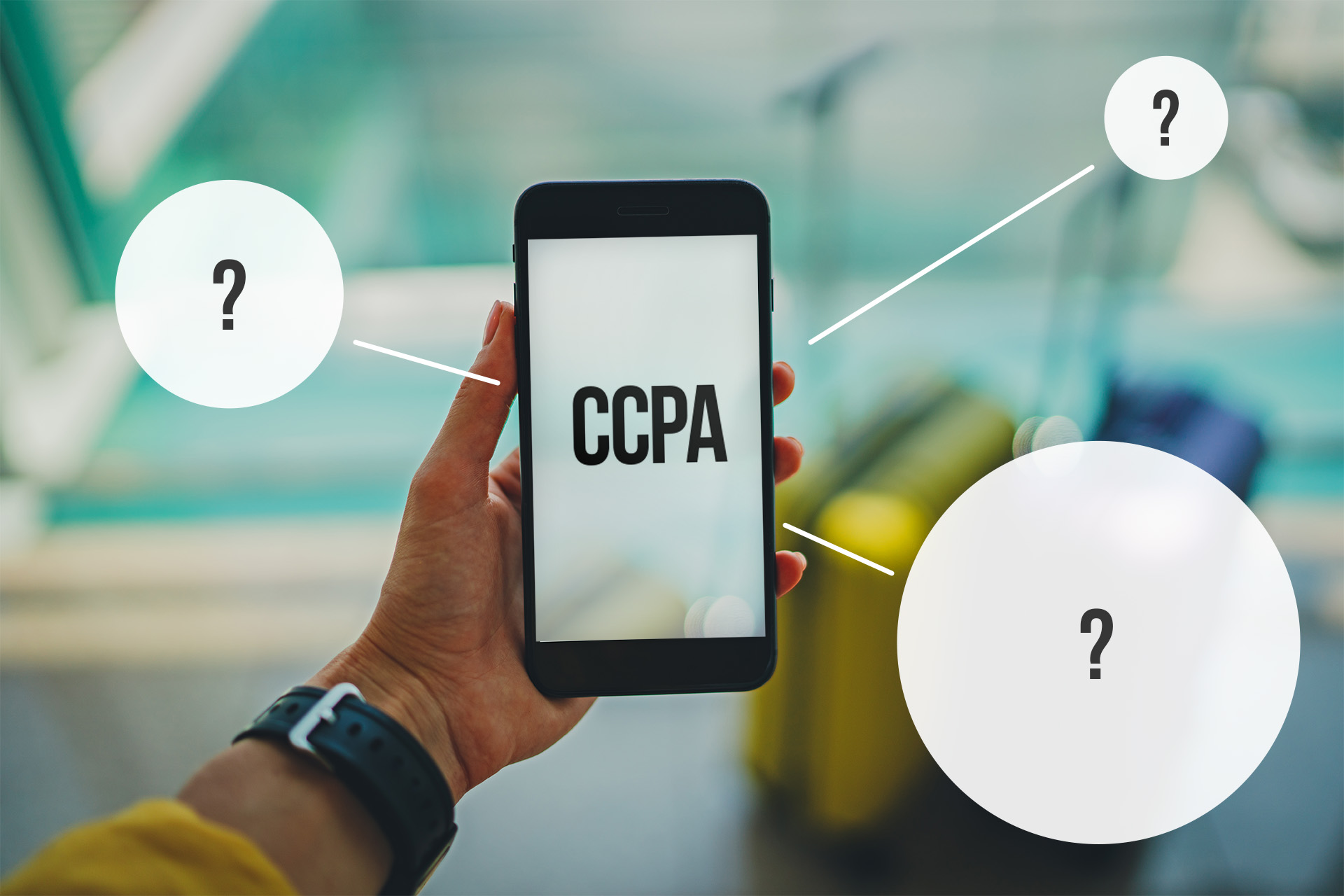 3 Key Points About CCPA