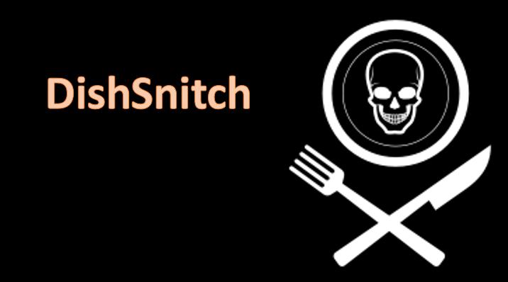 DishSnitch: The